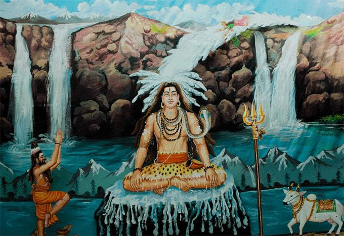 mahashivratri story in hindi,bhagirath and ganga story,happy mahashivratri hindi
