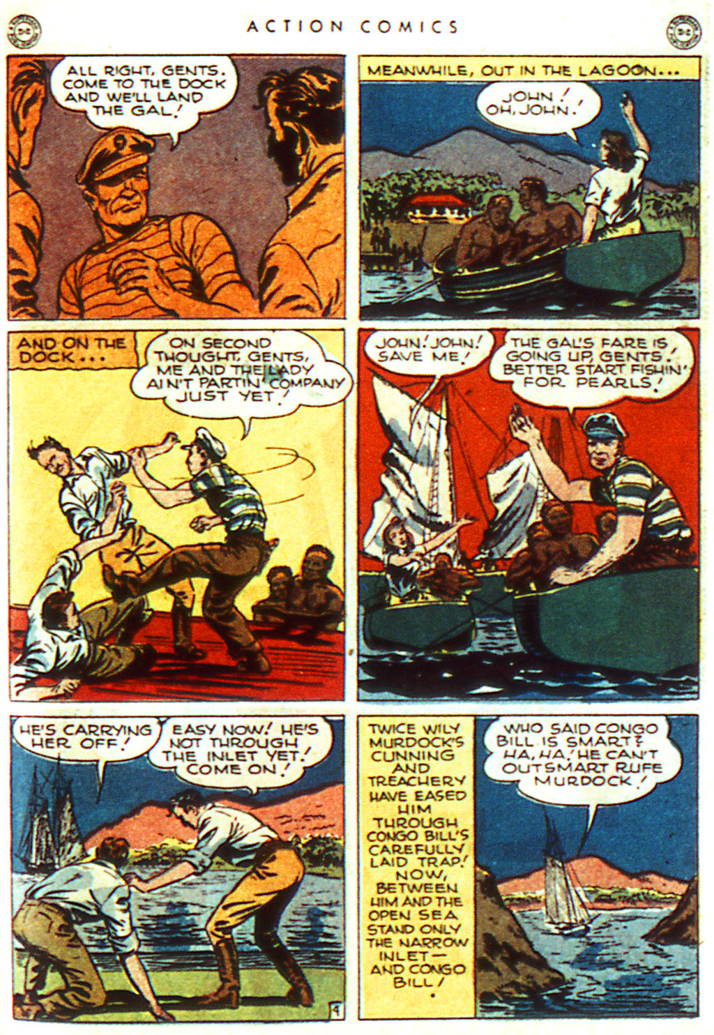 Read online Action Comics (1938) comic -  Issue #98 - 33