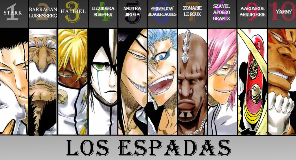 Poster-espadas-anime-Bleach