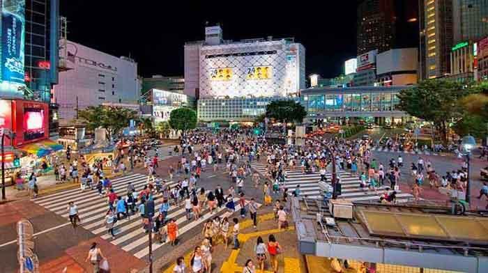kota,tersibuk,terbesar,di dunia