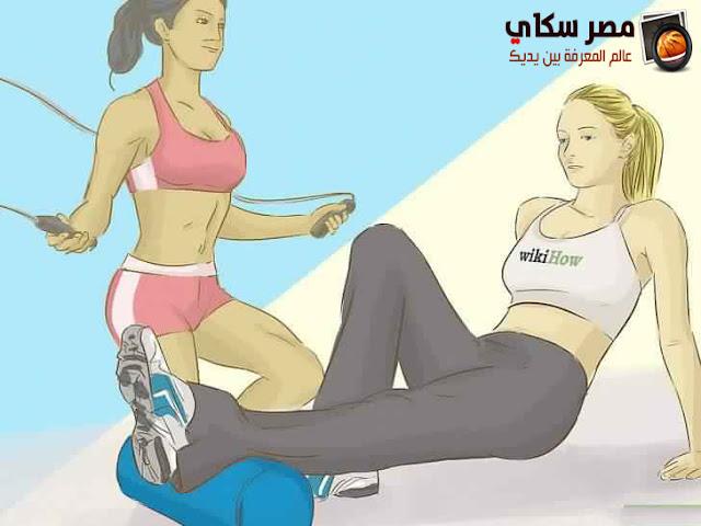 5 أسباب تجبرك على ممارسة الرياضة فى إنقاص وزنك Exercise to lose weight