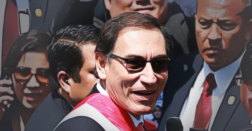 Polémico Congresista Edgar Alarcón, presenta audios que involucrarían a Martín Vizcarra en caso «Richard Swing»