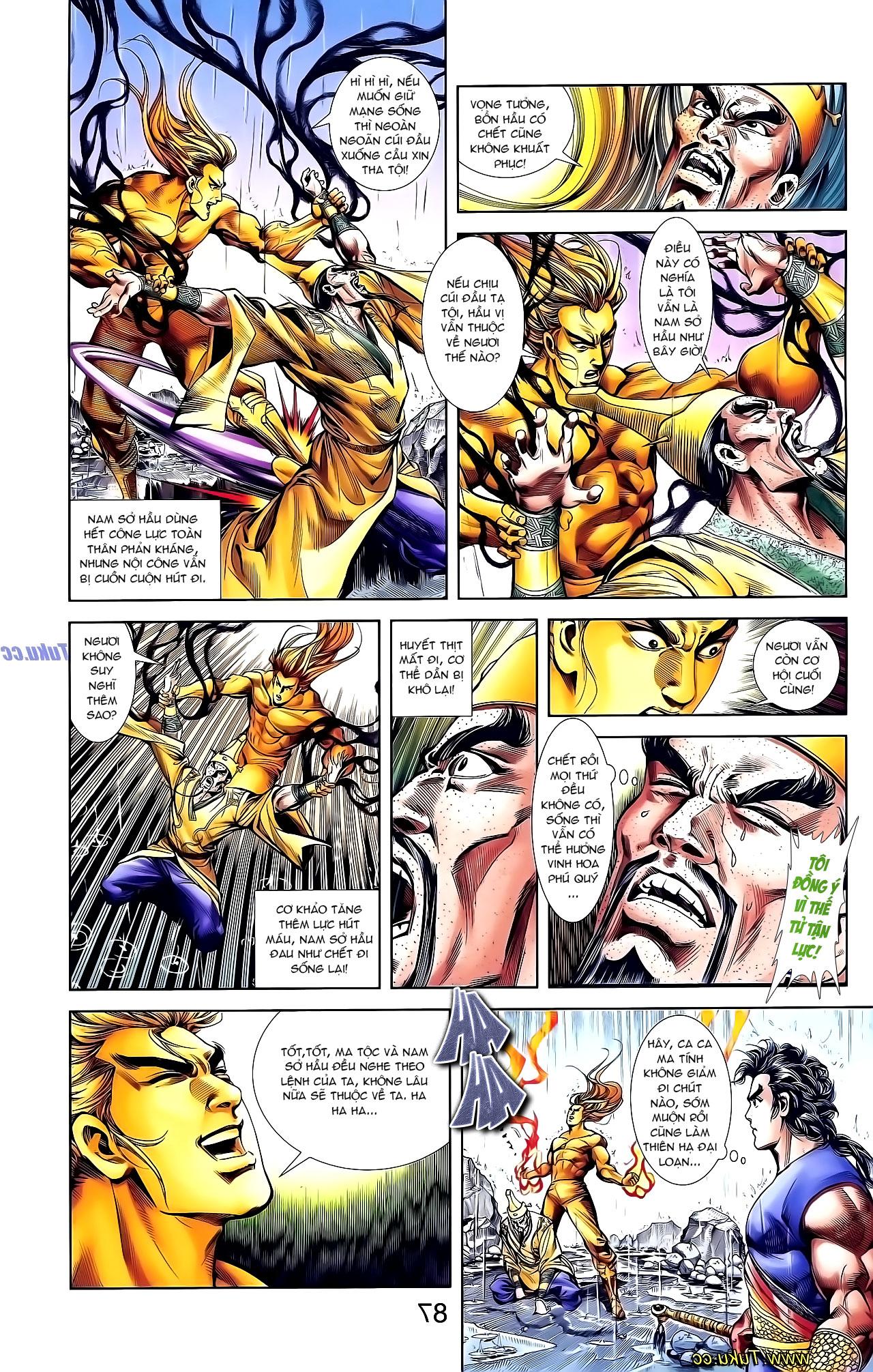 Cơ Phát Khai Chu Bản chapter 131 trang 27