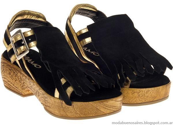 Moda 2015 sandalias Viamo.
