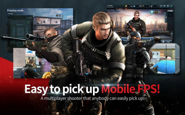 Best FPS Shooting Games for Android apk Free Download Final Shot