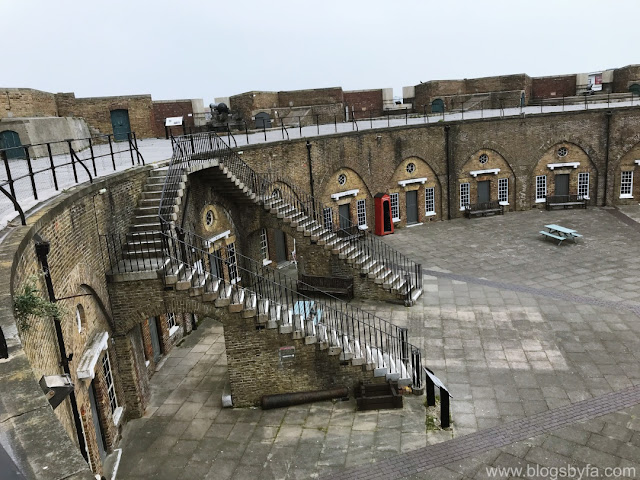 Redoubt Fortress Eastbourne