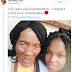 Viral photo of a of 118-year-old grandma and her great grandchild.