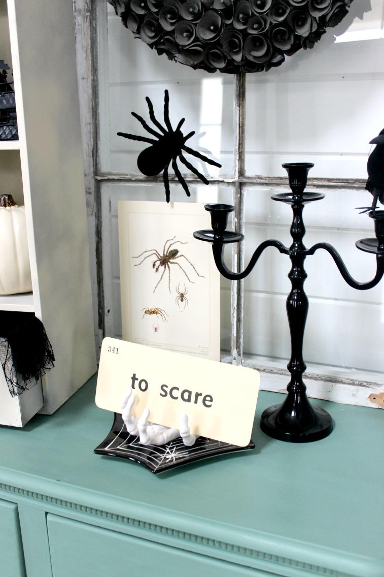 vintage spooky