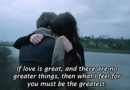 unique love quotes if love great and there are no