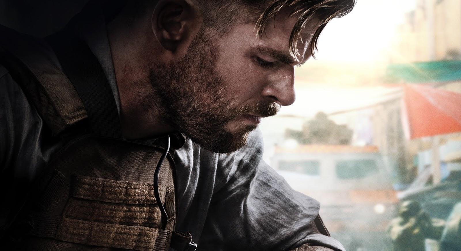 Em vídeo inédito, Chris Hemsworth revela bastidores de ação em Resgate