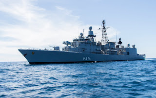Fregat Jerman Lübeck (F214)