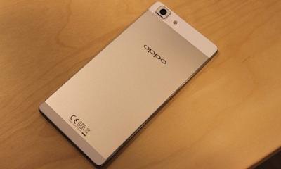 Thay mặt kính Oppo r5