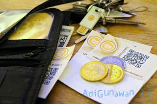 Tempat Penyimpanan Bitcoin