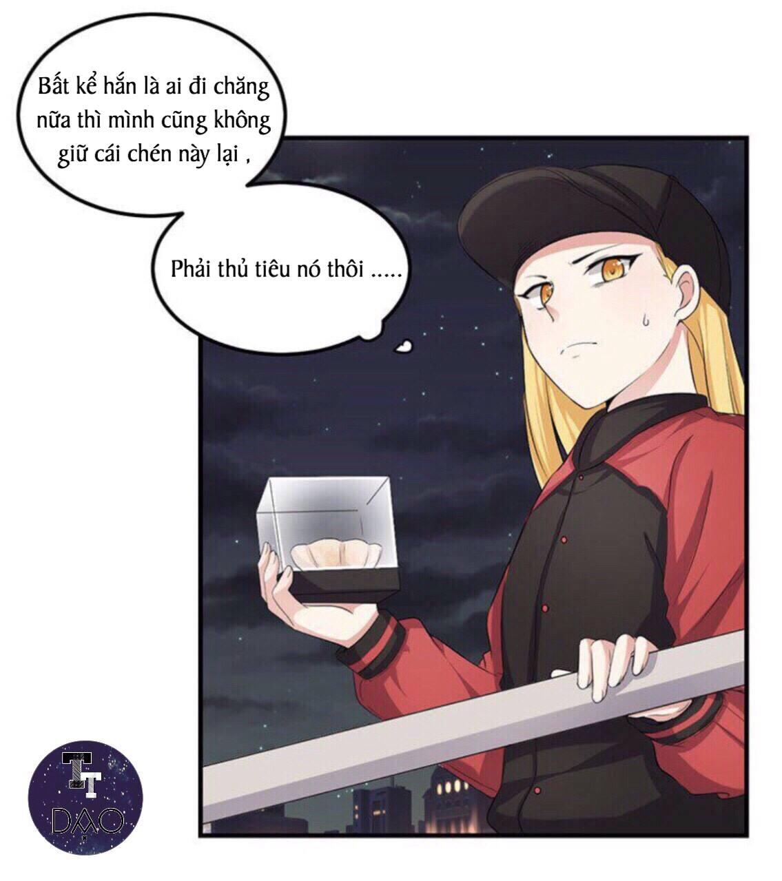 Đoạt Hôn Ác Thiếu Chap 17