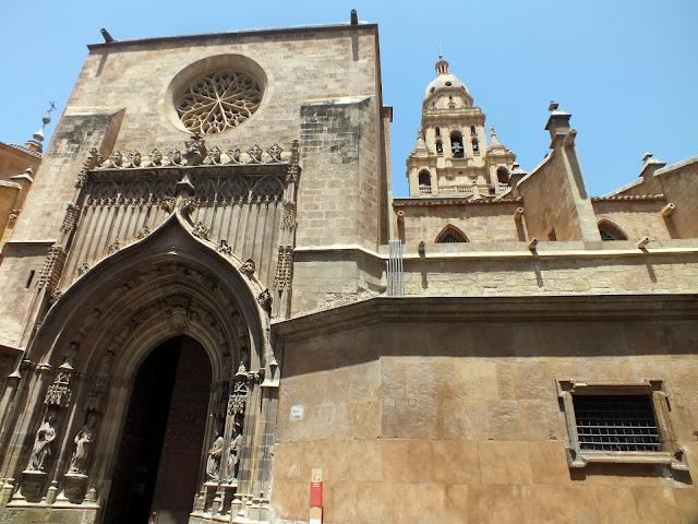 lugares imprescindibles que ver en Murcia
