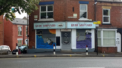 Rude Shipyard Sheffield