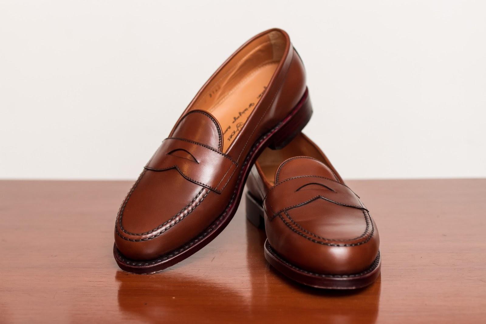 14cfec77cb4  Laporan Foto dan Review  Fortuna Shoes Jalan Sriwijaya Penny Loafer