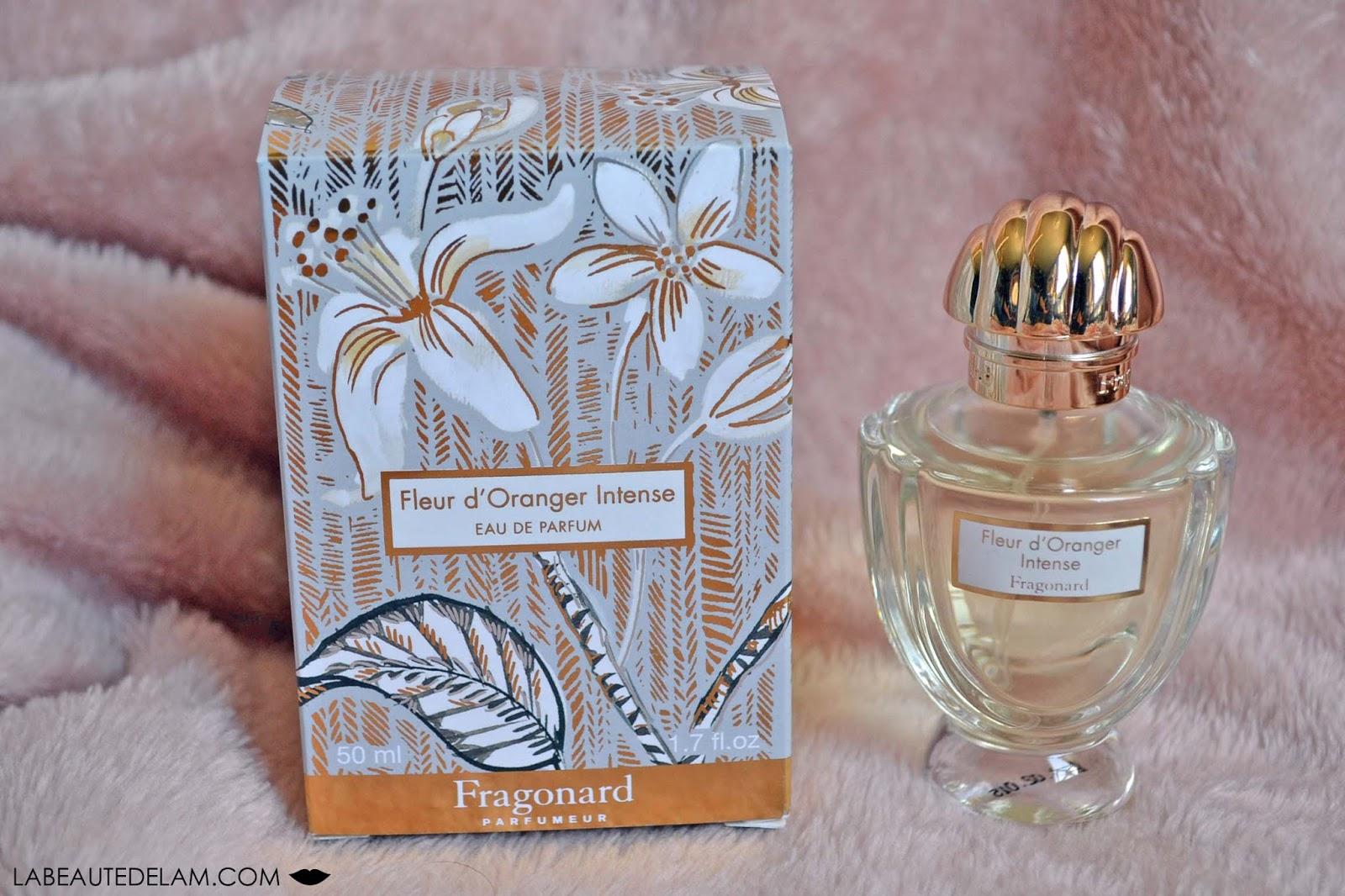 Fleur D Oranger Intense Le Parfum Des 90 Ans De Fragonard Clos