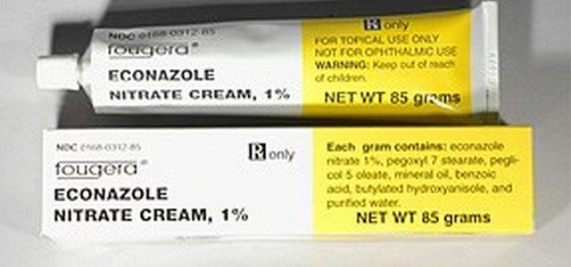 دواعى إستعمال كريم ايكونازول Econazole لعلاج الفطريات