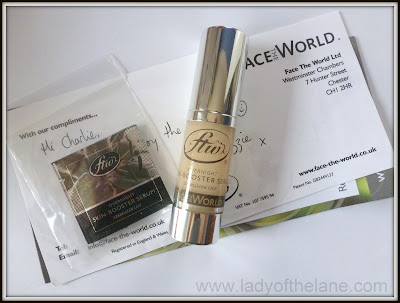 Face the World Overnight Skin-Booster Serum