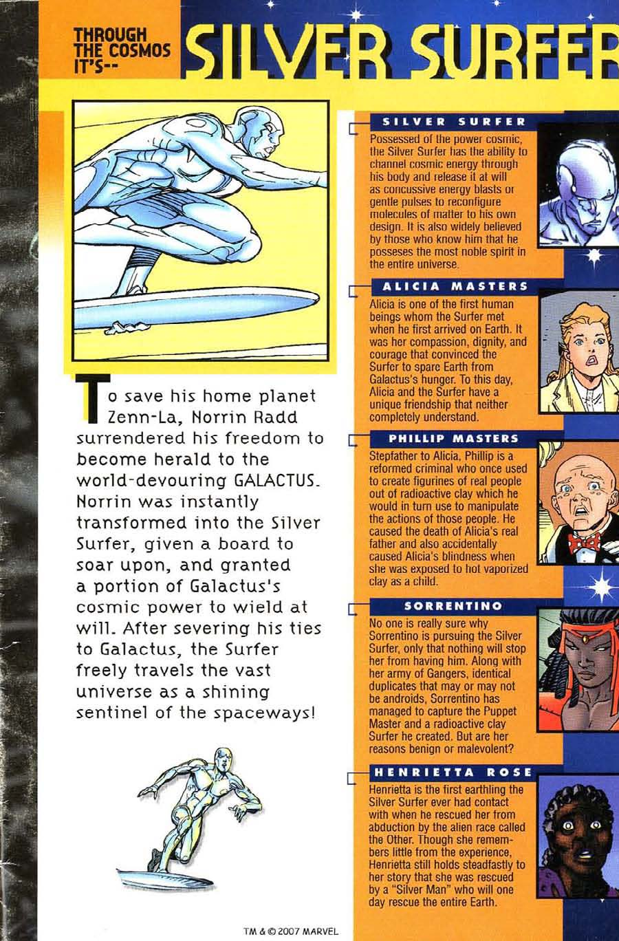 Read online Silver Surfer (1987) comic -  Issue #132 - 2