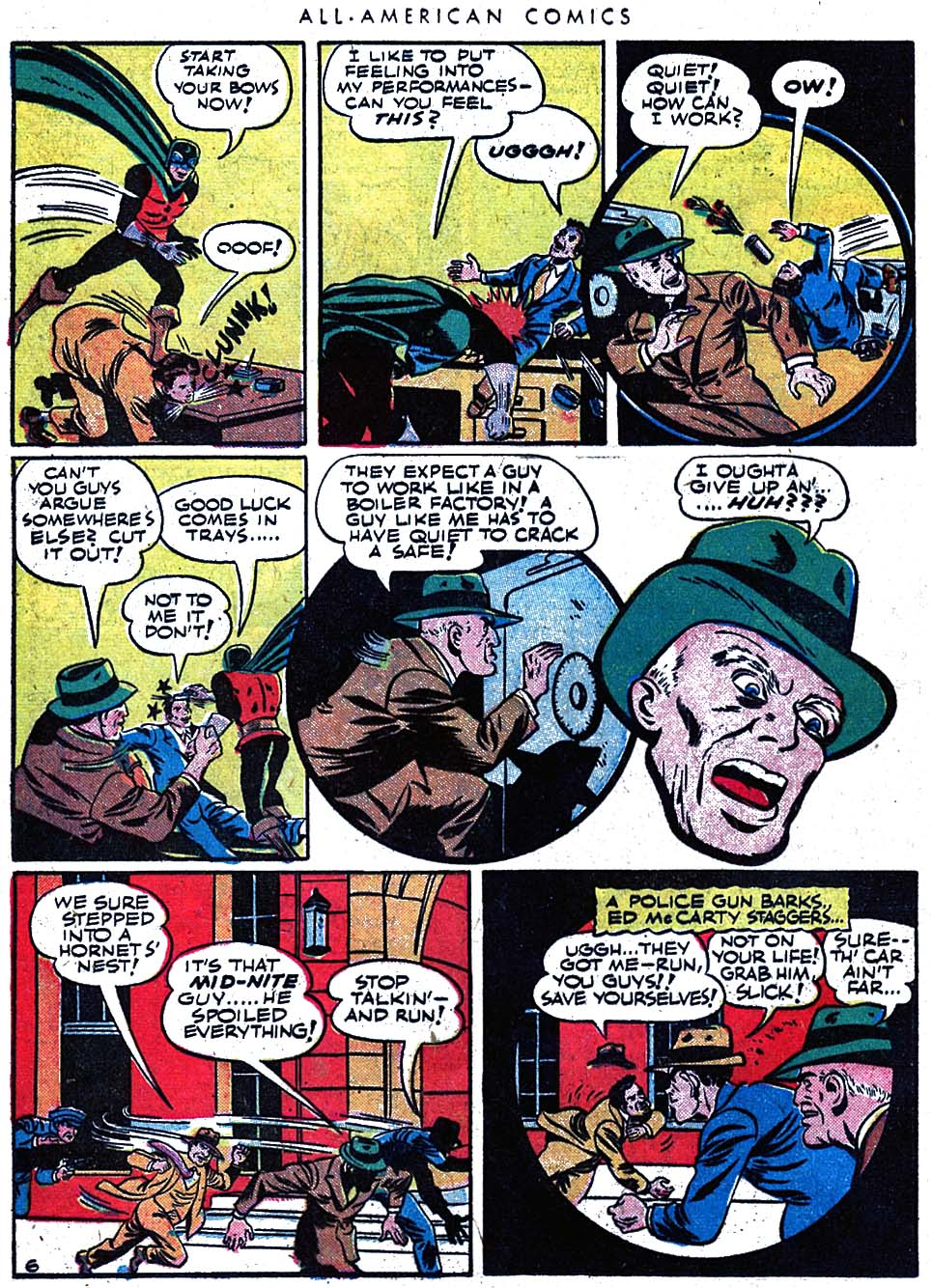 Read online All-American Comics (1939) comic -  Issue #63 - 22