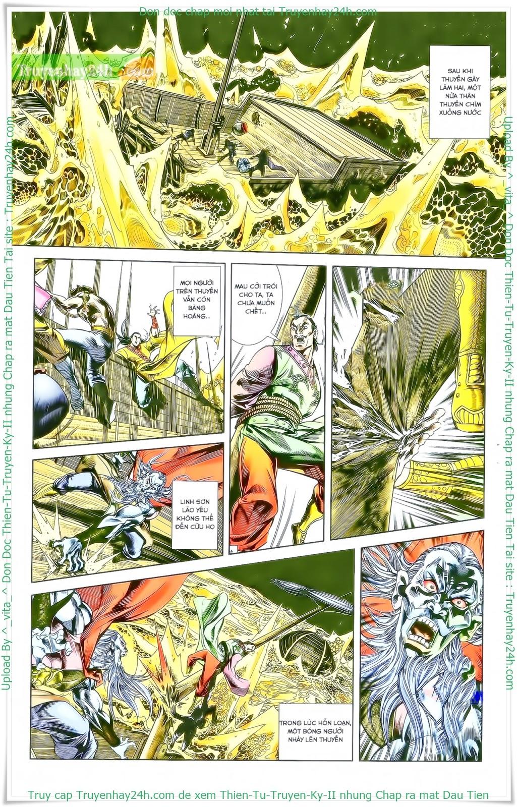 Tần Vương Doanh Chính chapter 27 trang 10