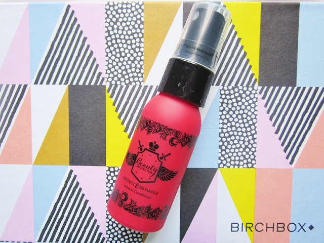 August 2016 Birchbox Unboxing