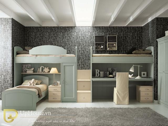 Mẫu giường tầng đẹp 19