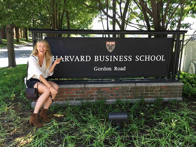 Maria Sharapova Enrolls in Harvard Business School