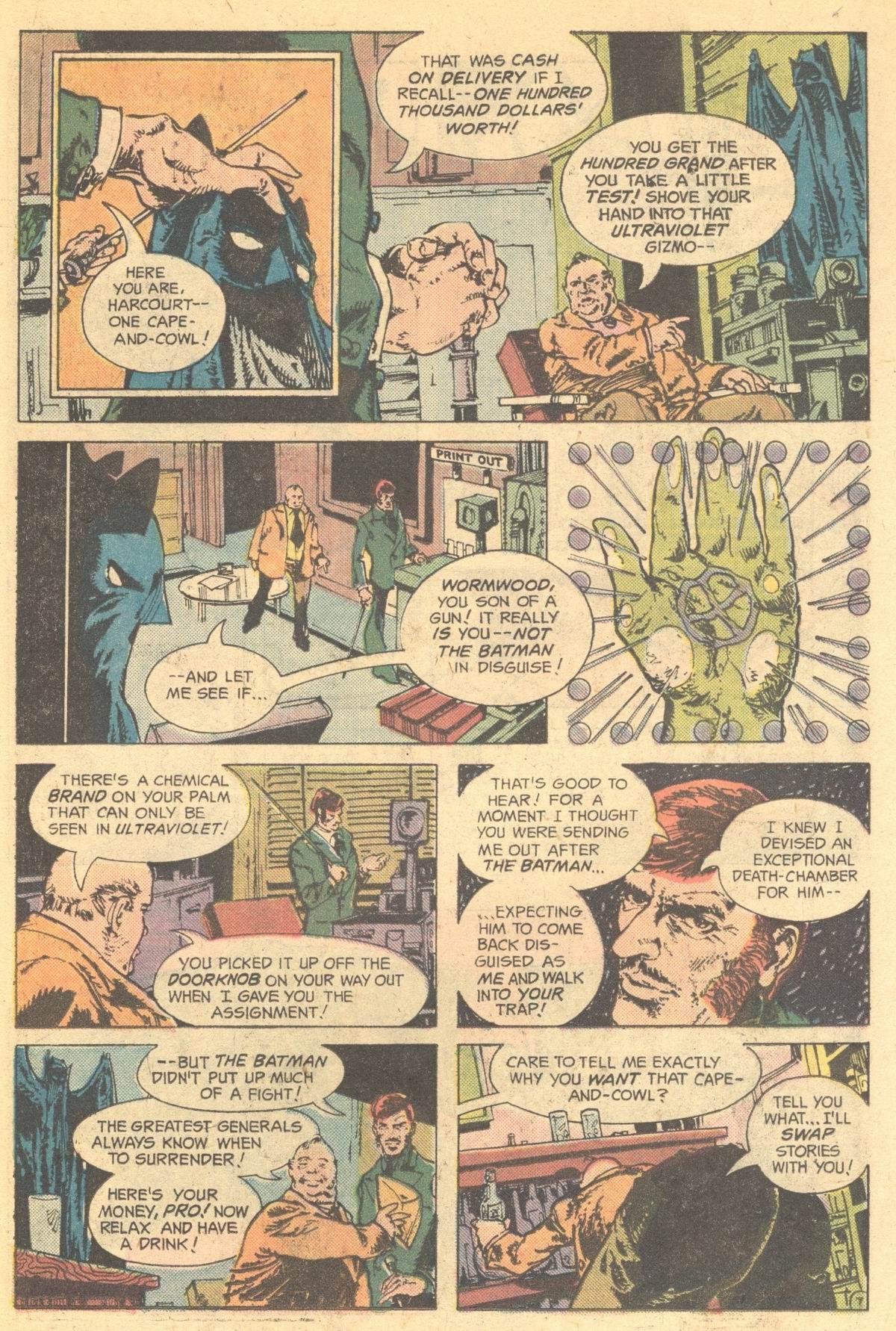 Detective Comics (1937) 450 Page 10
