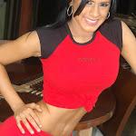 Andrea Rincon, Selena Spice Galeria 30 : Top y Cachetero Rojo, Baby Got Back Foto 30