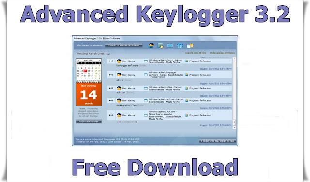 Advanced Keylogger 3.2.1.112 (x86 + x64)
