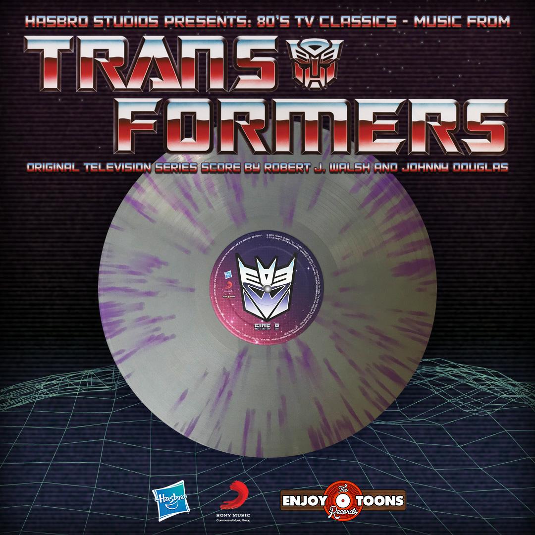 Idle Hands Transformers Original Television Series Score