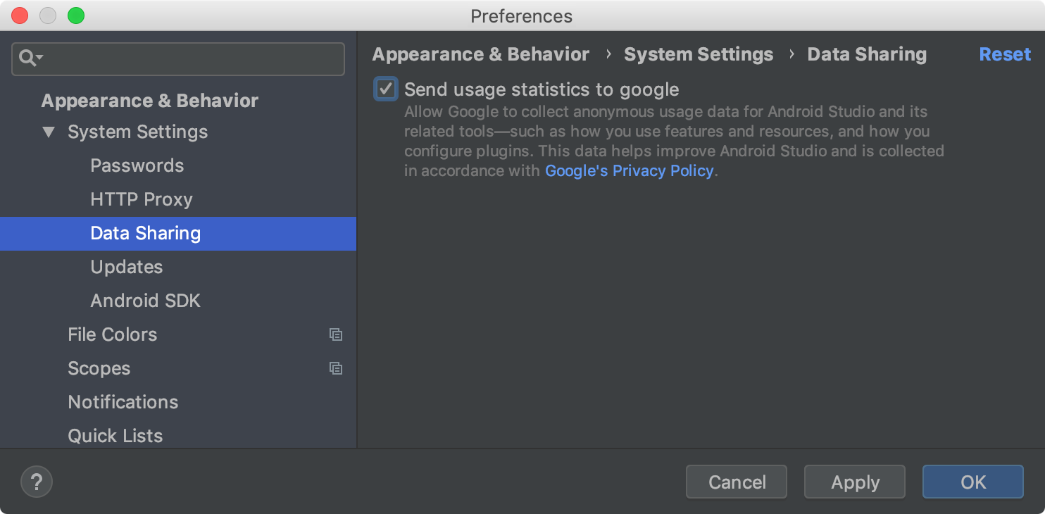 Android Developers Blog: Android Studio 3 5: Project Marble