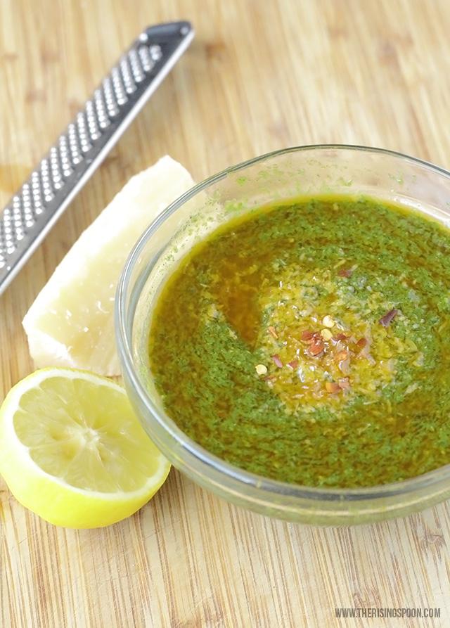 Homemade Pesto Recipe