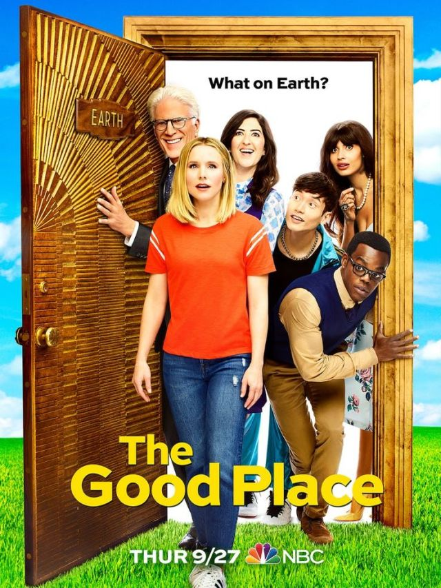 The Good Place – Saison 3 [Streaming] [Telecharger]