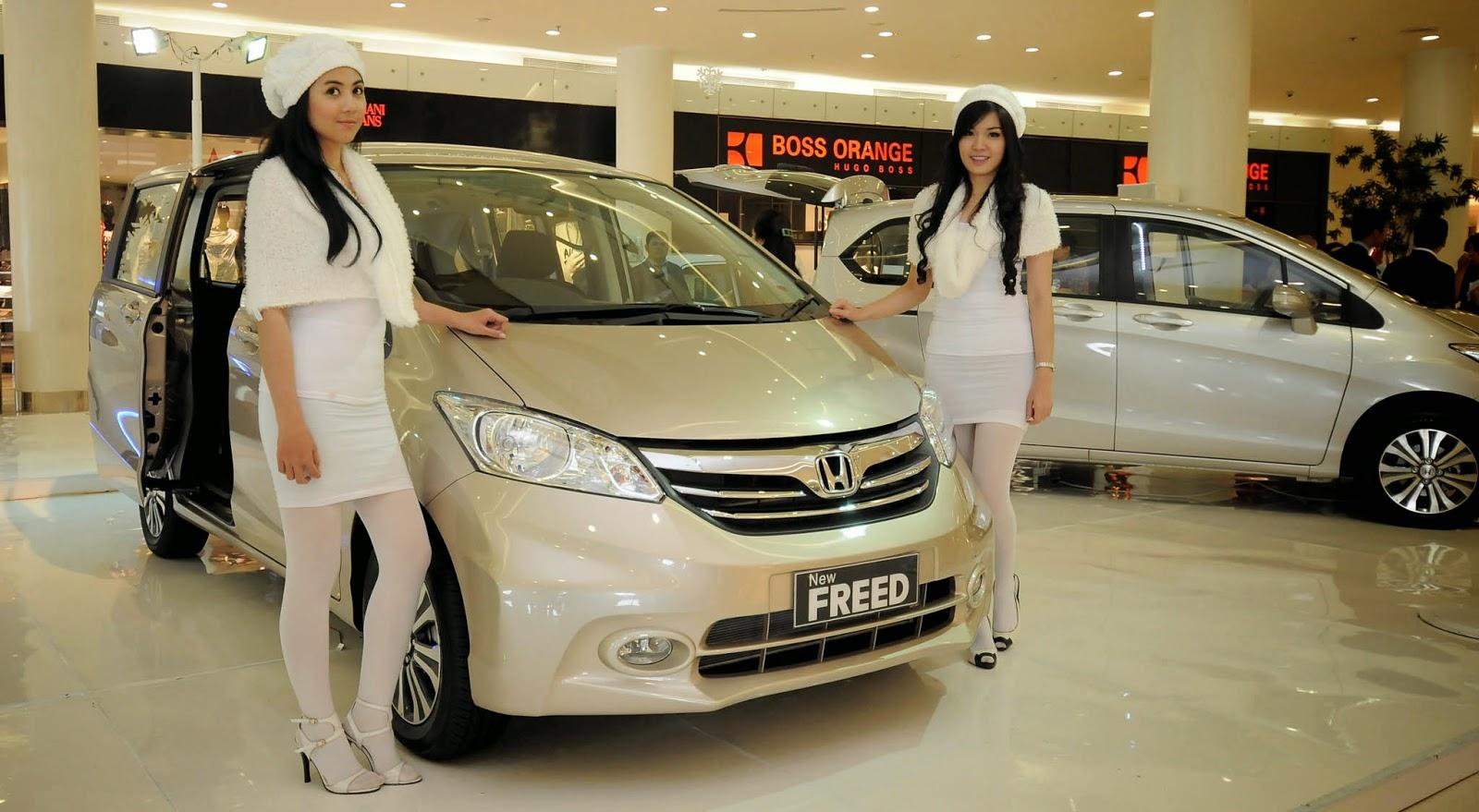 Honda Pamerkan Mobil Freed Mugen