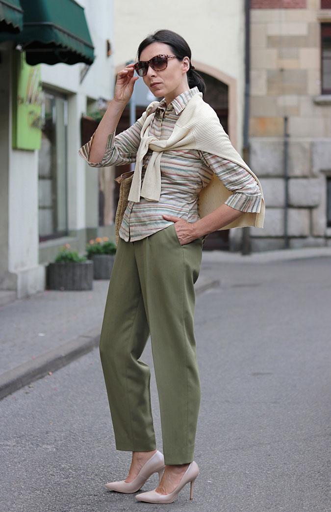 moda po czterdziestce
