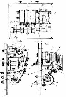 Автоматический выключатель КШ-34