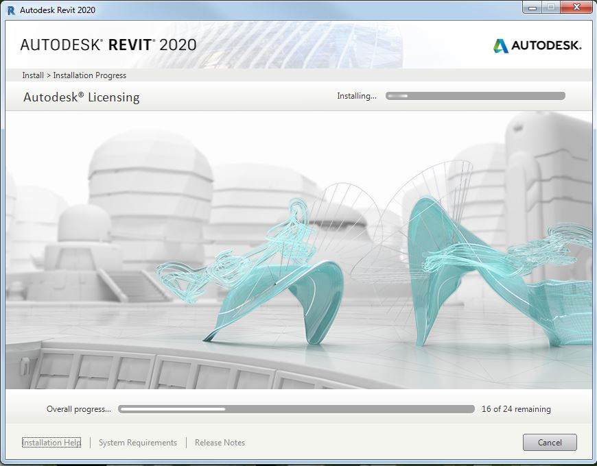 Autodesk License Manager 2020