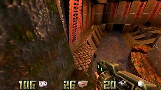 Captura de pantalla Quake II