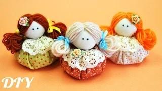 sito ufficiale funzionario di vendita caldo ultima selezione Come fare delle bellissime bamboline con stoffe riciclate