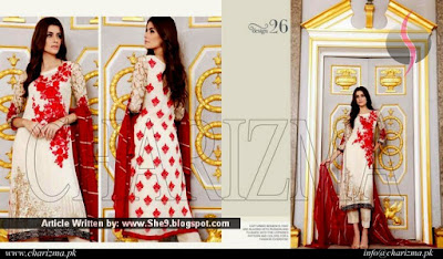 Charizma Eid Ul Azha Luxury Chiffon Collection