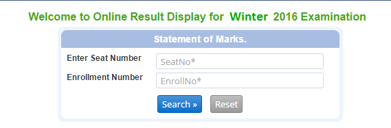 MSBTE Winter 2016 Result