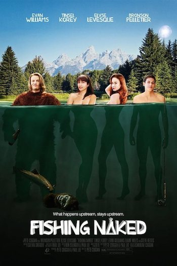 Fishing Naked (2015) Full Movie