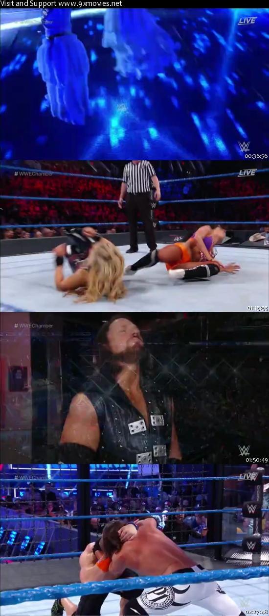 WWE Elimination Chamber 2017 PPV 480p WEBRip