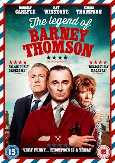The Legend of Barney Thomson (2015) บาร์นี่ย์ ธอมป์สัน กับฆาตกรรมอลเวง [Soundtrack บรรยายไทย]