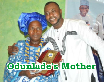 odunlade adekola mother