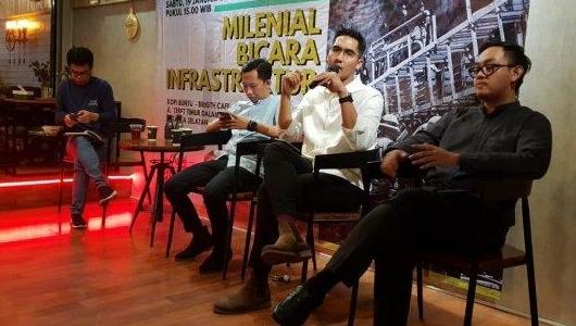 Infrastruktur Jokowi Bermanfaat Bagi Kaum Milenial di Daerah